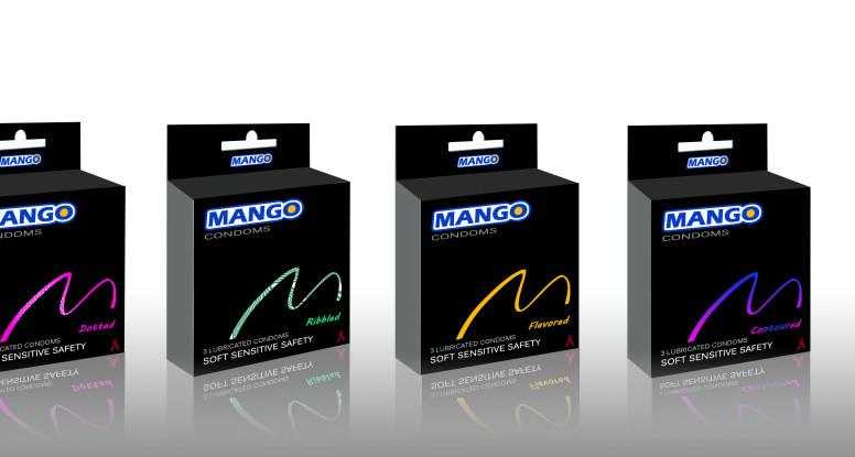 Mango condom