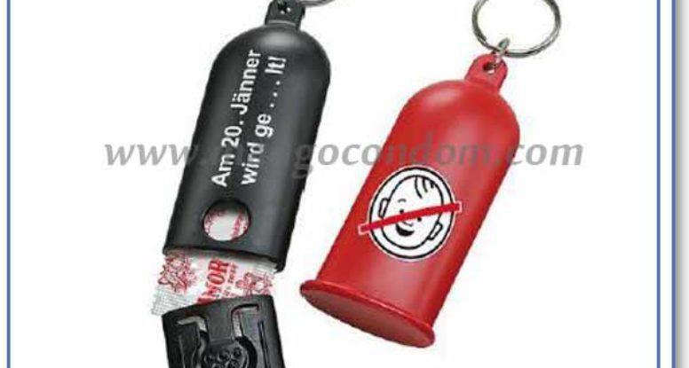 keychain condom holder supplier