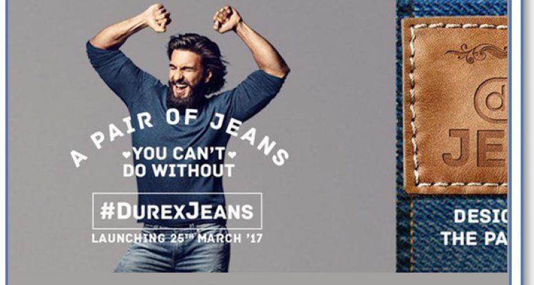 brand condom durex jeans