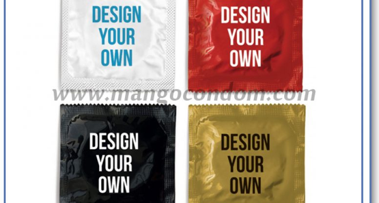 custom condoms