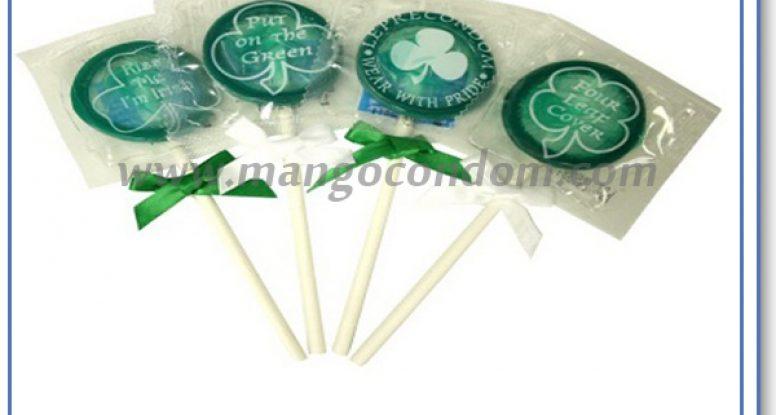 lollipop condom,gift condom,promotion condom