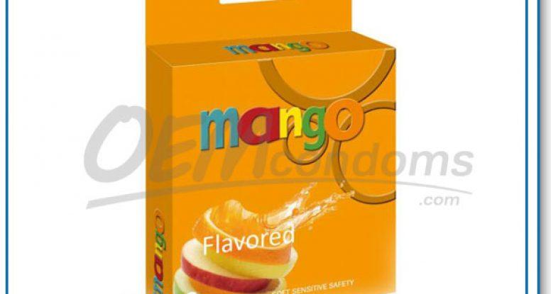 flavored condom, flavored condom supplier, mango brand flavored condom, flavored condom manufaturer