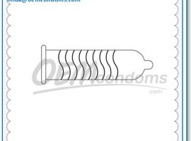 ultra ribbed condom, ribbed condom suppliers, custom brand ribbed condom suppliers