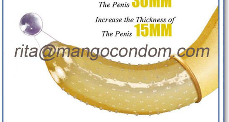 G spot stimulation condoms