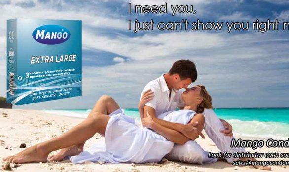 Extra Large Condom