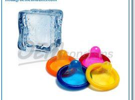 cooling condom, chilling condom, cooling condom manufacturer