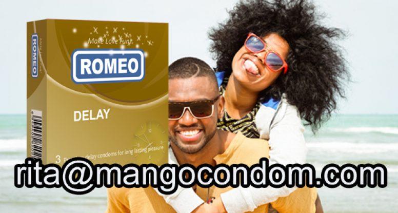 climax control delay condom