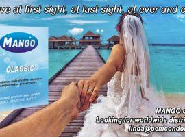MANGO condom, Classic male condom supplier, custom brand condom manufactuer