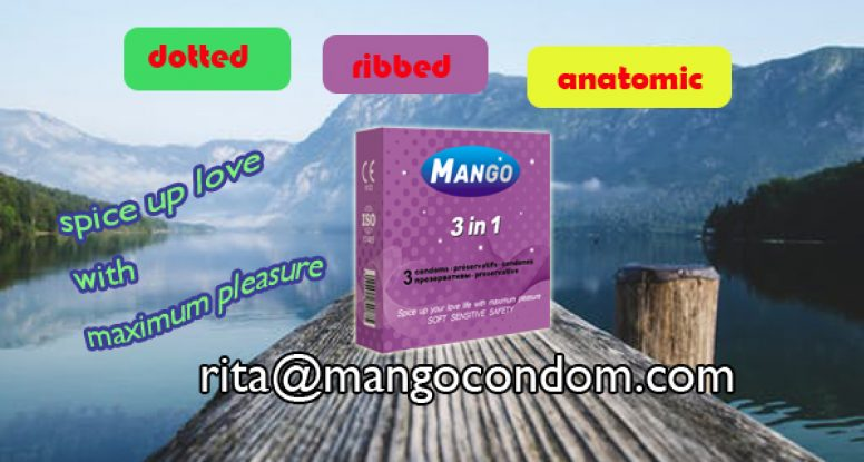 3in1 condom,pleasure condom,brand condom