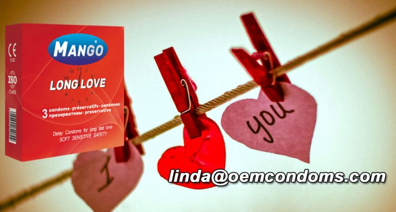 MANGO condom, delay condom, MANGO delay condom manufacturer