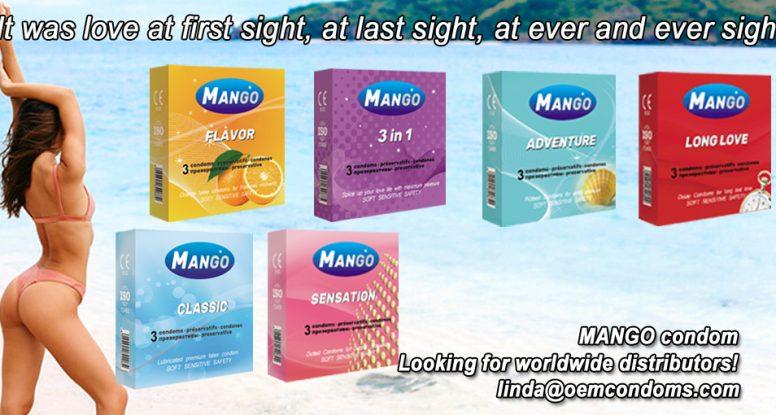 MANGO condom, best brand condom, condom manufacturer