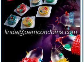 spike condom, OEM spike condom, spike condom manufacturer