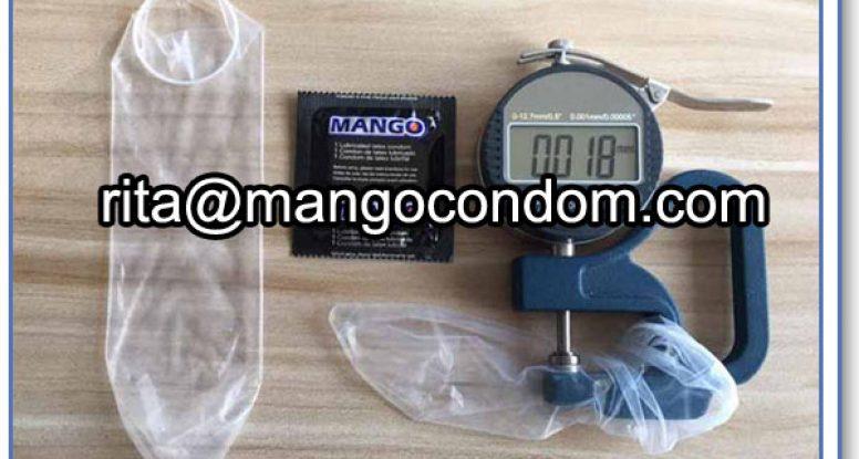 polyurethane condom manufacturer